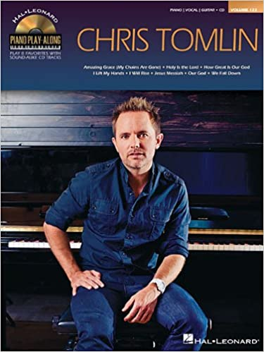 Chris Tomlin - Piano Play-Along Volume 123 (CD/Pkg) (Hal Leonard Piano Play-along)