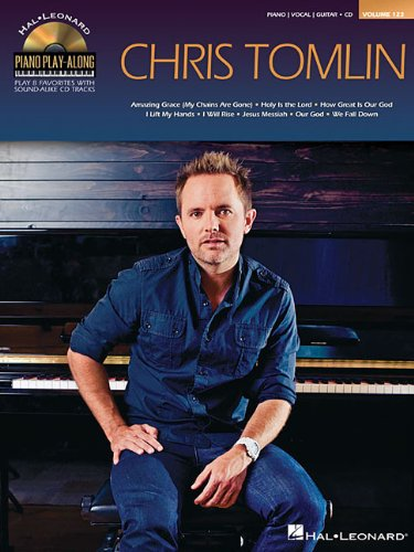 Chris Tomlin - Piano Play-Along Volume 123 (CD/Pkg) (Hal Leonard Piano Play-along)