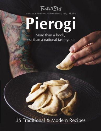 Pierogi: More Than a Book, Less Than a National Taste Guide (Cheese Bro Cream)