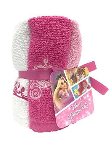 Disney Princess Dream 6 Piece Cotton Wash Cloth