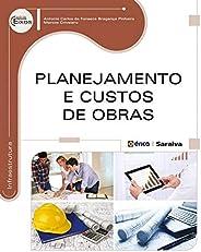 Planejamento e custos de obras