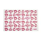 oogaa Silicone Placemat, Pink