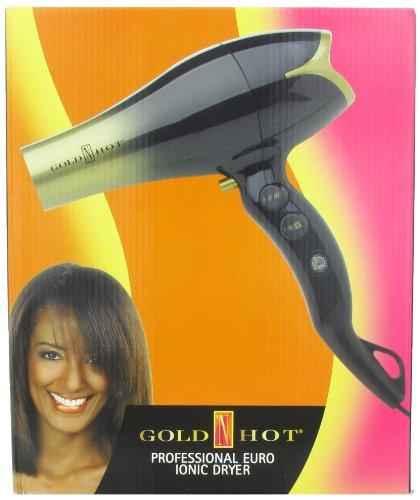 Gold 'N Hot Euro Professional Ionic Dryer