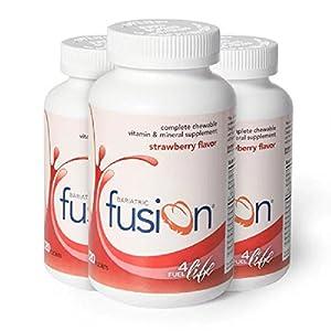 Bariatric Fusion Complete Chewable Multivitamin Orange Cream 120 ct. …