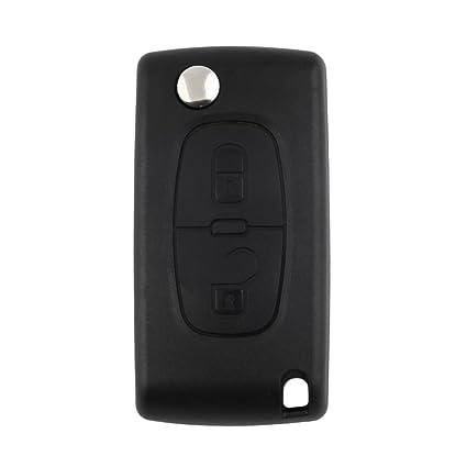 Sungpunet2 - Carcasa para llave de coche Peugeot 207, 307 ...