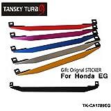 SUB-FRAME LOWER TIE BAR REAR FOR EG (default color is red) gift Original Sticker TK-CA1789EG