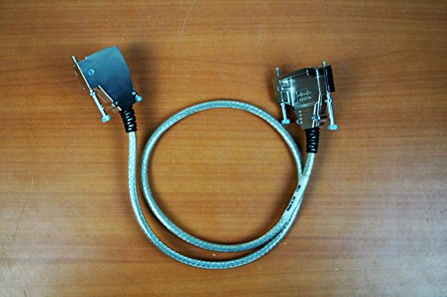 Stack Meter 1 Cab (Generic Brand for Cisco CAB-STACK-1M= Stackwise 1 Meter Catalyst Stacking Cable 72-2633-01 Rev B0)