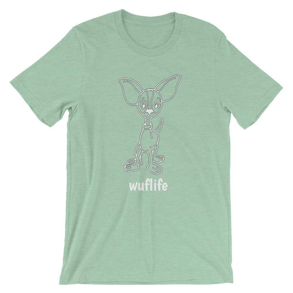 Wuflife Silly Dog Unisex T