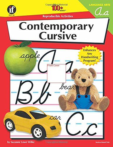 The 100+ Series Contemporary Cursive