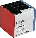 Kamui Pool Cue Chalk 0.98 Beta (Sky (Blue))