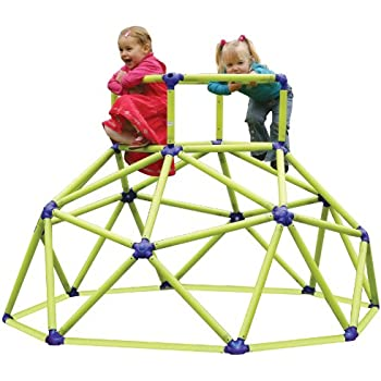 Monkey Bars Climbing Tower - Active Outdoor Fun for Kids Ages 3 to 6 Years Old