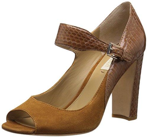 Lauren Ralph Lauren Women's Kasandra Dress Sandal Saddle