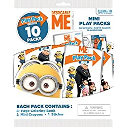 Bendon Mini Play Packs