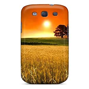 Durable Case For The For Case HTC One M7 Cover- Eco-friendly Retail Packaging(sunny Day)