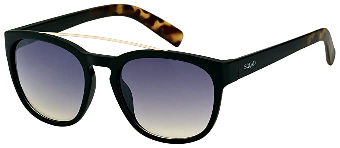 SQUAD-Gafas de sol para mujer lente transparente categoria 3 ...