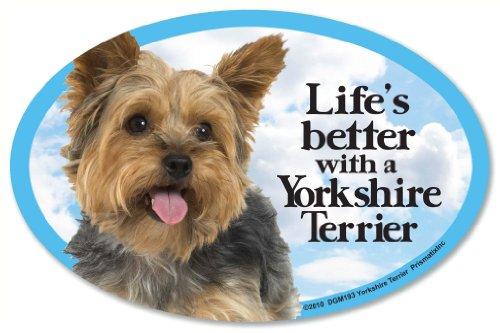 (Prismatix Decal Cat and Dog Magnets, West Highland Terrier)