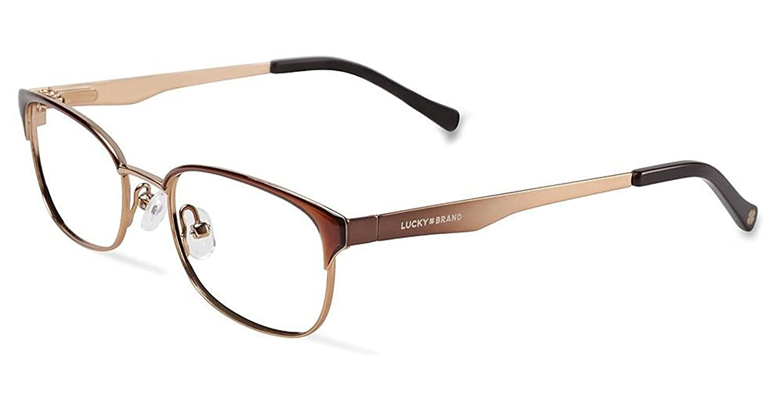 LUCKY BRAND Eyeglasses D703 Brown 46MM