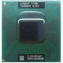Intel Core 2 Duo T7600 SL9SD 2.33GHz 4MB Mobile CPU Processor Socket M 478-pin