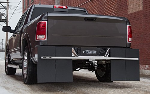 Access D100001 Roctection Hitch Mounted Mud Flaps
