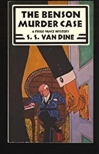 the rules for writing detective novels by s s van dine