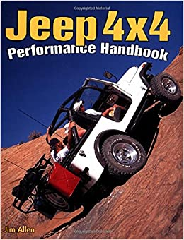 Jeep 4x4 performance handbook motorbooks workshop jim allen jeep 4x4 performance handbook motorbooks workshop jim allen 9780760304709 amazon books fandeluxe Images