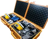 V90 Base and Rover (1+1) GNSS RTK System Package