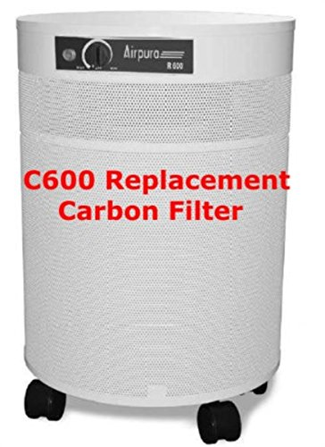 - Airpura Industries RepCTC600 Replacement Carbon Filter