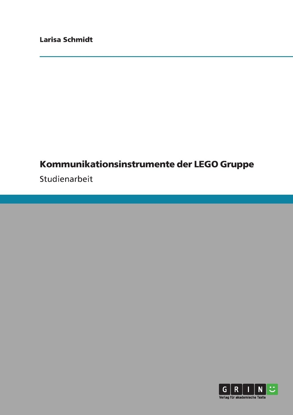 Download Kommunikationsinstrumente der LEGO Gruppe (German Edition) PDF