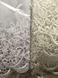 Babyonline Lace Edge Cathedral Length Wedding