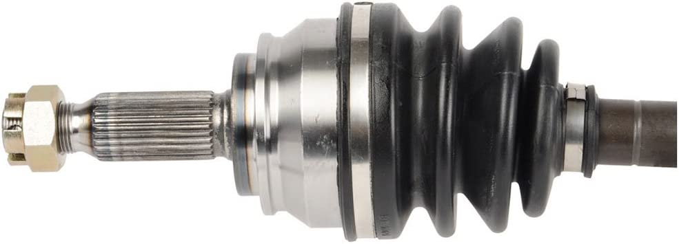 BuyAutoParts 90-903382D NEW For Dodge Caliber /& Jeep Compass Patriot Pair Front CV Axle Shaft