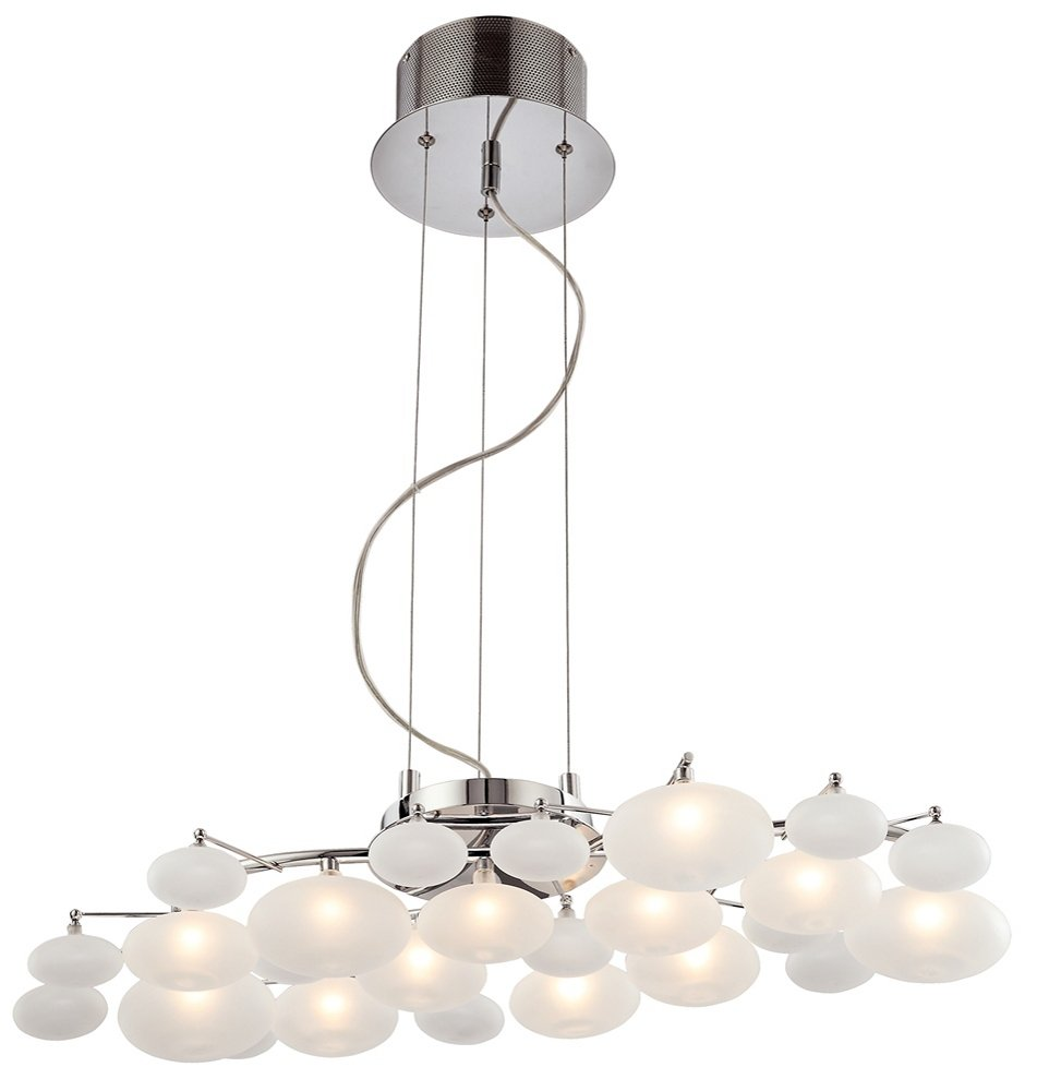 Possini euro design lilypad 30 wide pendant light ceiling possini euro design lilypad 30 wide pendant light ceiling pendant fixtures amazon arubaitofo Image collections