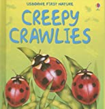 img - for Creepy Crawlies (Usborne First Nature) book / textbook / text book