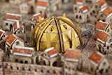 4D Cityscape Game of Thrones (GoT) 3D Puzzle of