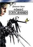 Edward Scissorhands (Full Screen Anniversary Edition) by Johnny Depp