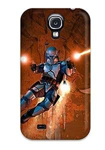 New Galaxy S4 Case Cover Casing(star Wars Sci Fi People Sci Fi)