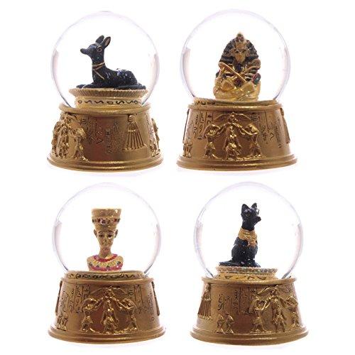 Decorative Decorative Decorative Gold Egyptian Waterball Snow Globe B074CJ5M9H Schneekugeln 9eb277