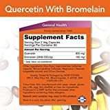 NOW Foods Supplements, Quercetin with