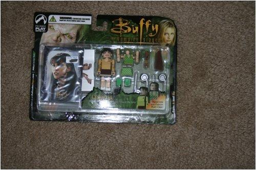 Palisades Toys Buffy The Vampire Slayer PALz Series 2 Cordelia Mini Figure