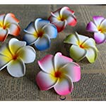 YingY-store-10Pcslot-Plumeria-Hawaiian-Foam-Frangipani-Artificial-Flower-Headdress-Flowers-Egg-Flowers-Wedding-Decoration-Party-SuppliesBlue6cm
