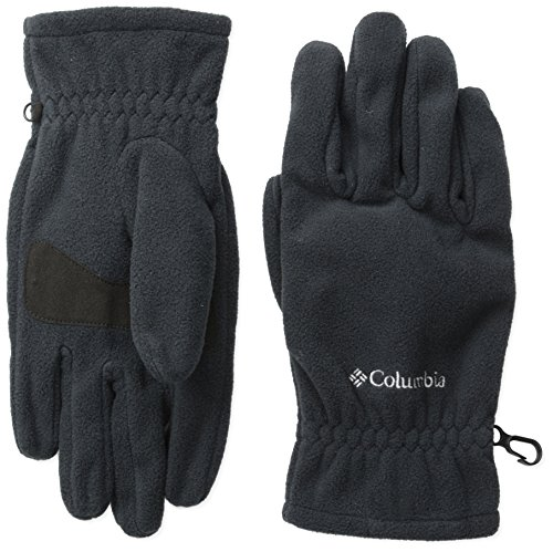 Columbia Men's M Fast Trek Glove, Black, Large