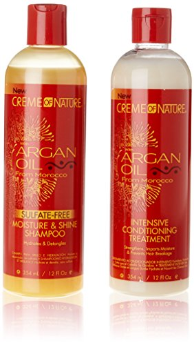 ARGAN OIL FROM MOROCCO INTENSIVE CONDITIONING TREATMENT & SU
