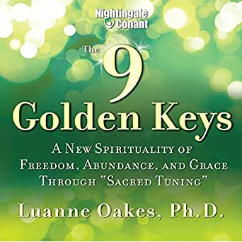 Amazon com: The 9 Golden Keys: A New Spirituality of Freedom