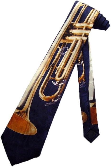 Steven Harris - Corbata para instrumentos musicales para hombre ...