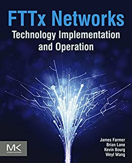 fttx networks technology implementation and operation ebook james