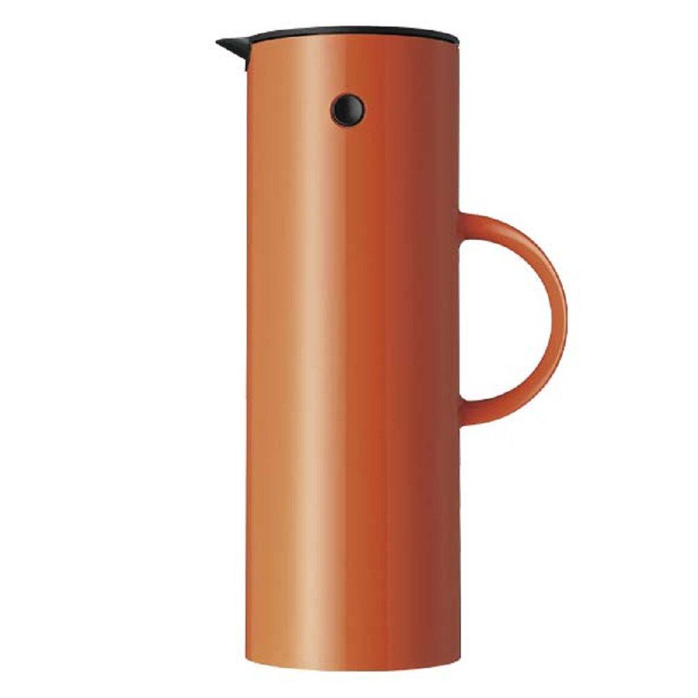 Stelton EM77 Vacuum Jug, 33.8 oz, saffron by Stelton