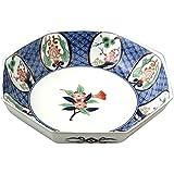 有田焼 プレート 皿 :桜花 大皿 約 24cm x 23cm x 5cm