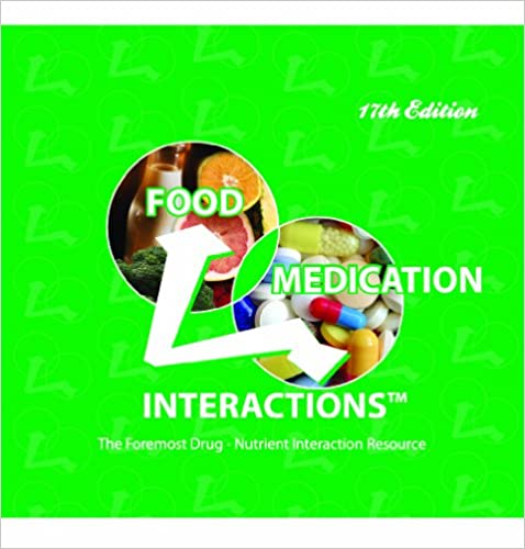 Food medication interactions 17th edition 9780971089655 medicine food medication interactions 17th edition 9780971089655 medicine health science books amazon fandeluxe Image collections