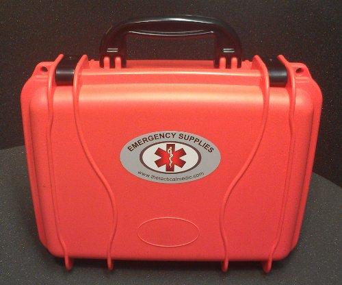 Emergency Supplies Sticker