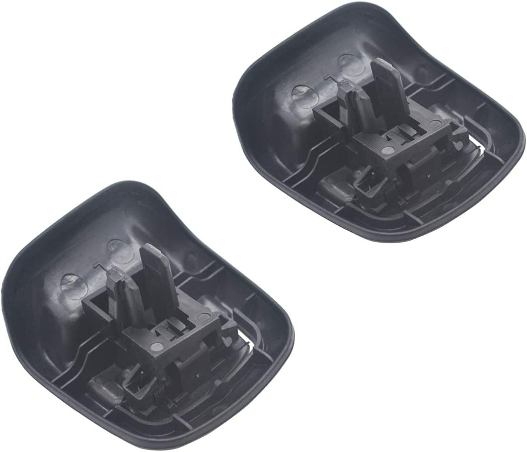 ZEALfix 1417520 1417521 1Pair Right Left Hand Front Seat Tilt Handles for Fiesta MK6 2002-2008