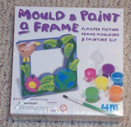 Mould & Paint a Frame 4M 4893156035325